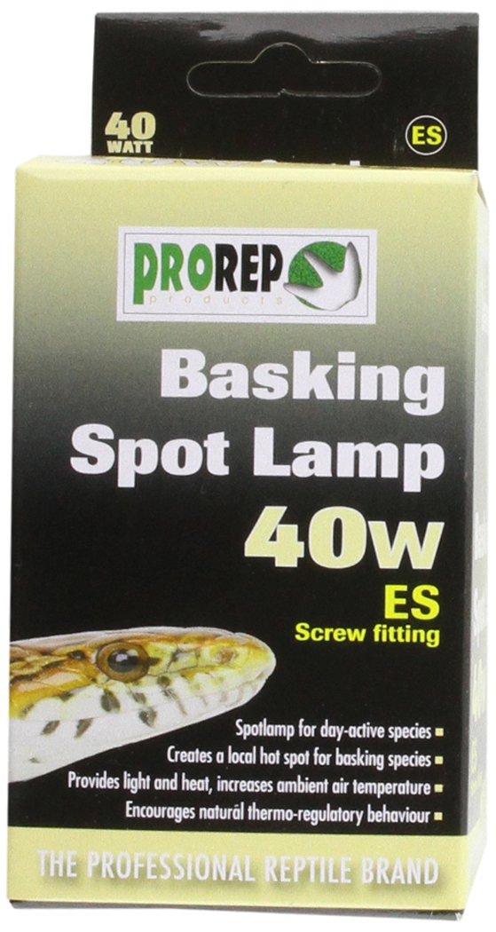 ProRep ESバスキングスポットライト、40ワット B00359M26S