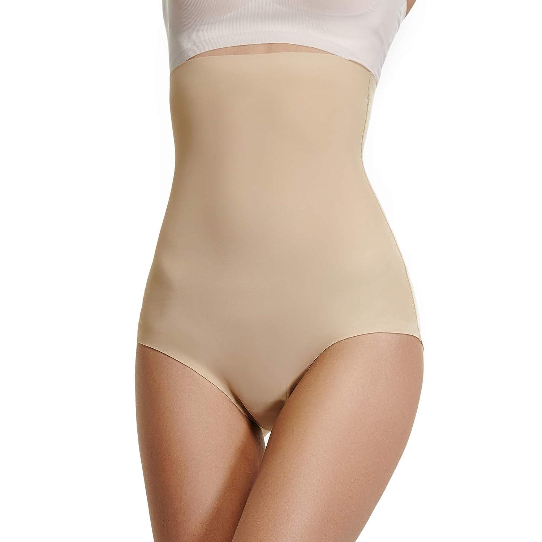 Joyshaper Tummy Control Body Shaper for Women High Waist Knickers Shaping Panties Seamless Slimming Briefs Waist Cincher Girdle Trimmer Underwear