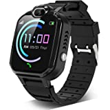 Kids Smartwatch for Boys Girls – Smart Watch for Kids with Phone Calls 7 Games Mp3 Music Player Camera SOS Phone Watch for 4-
