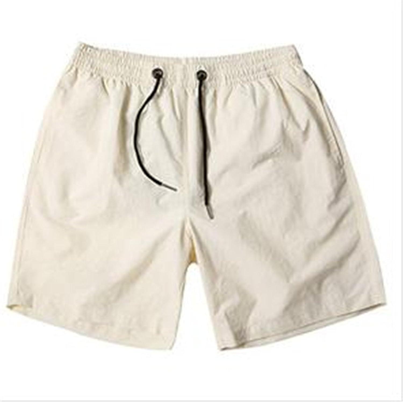 YLnini Mens Casual Drawstring Athletic Gym Shorts