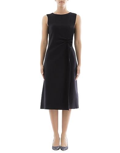 Bottega Veneta Vestito Donna 471878Vai304030 Lana Blu