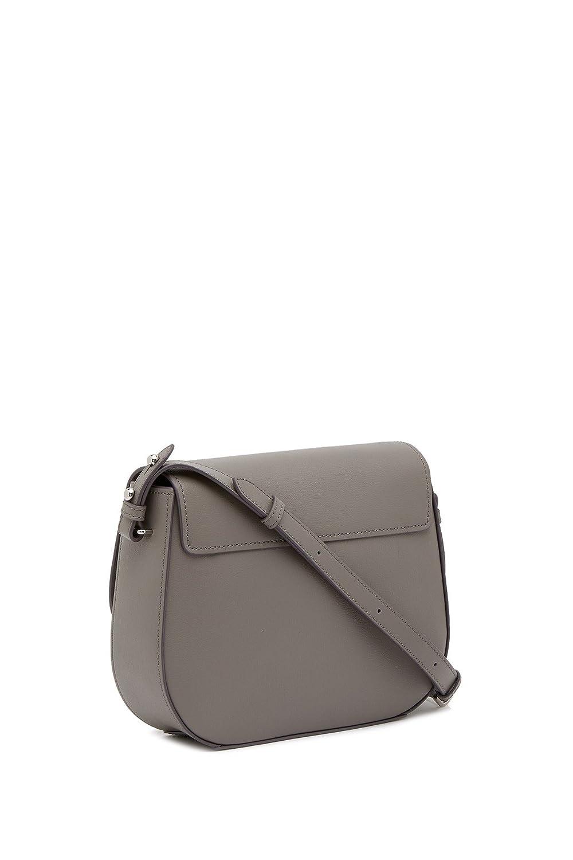 f19f9429dbc0 Marc Jacobs Rider Leather Crossbody (Grey)  Amazon.ca  Shoes   Handbags