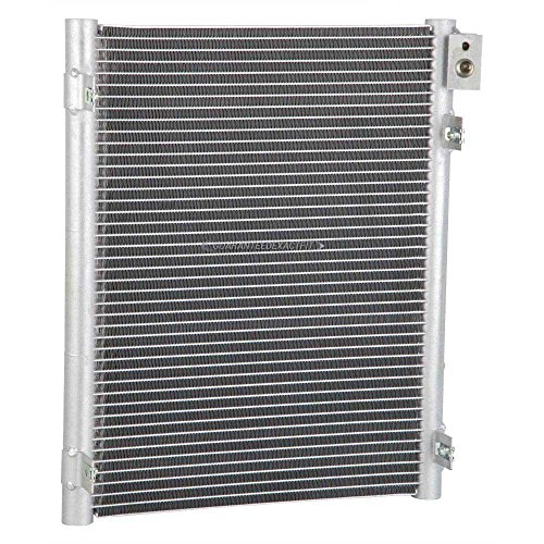 A/C ACAir Conditioning Condenser For Dodge Ram 1500 Ram 2500 Ram 3500 2003-2008 - BuyAutoParts 60-60407N New (A/c Dodge Ram Condenser 1500)