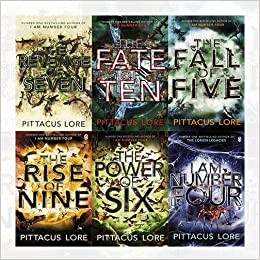 Image result for pittacus lore book covers