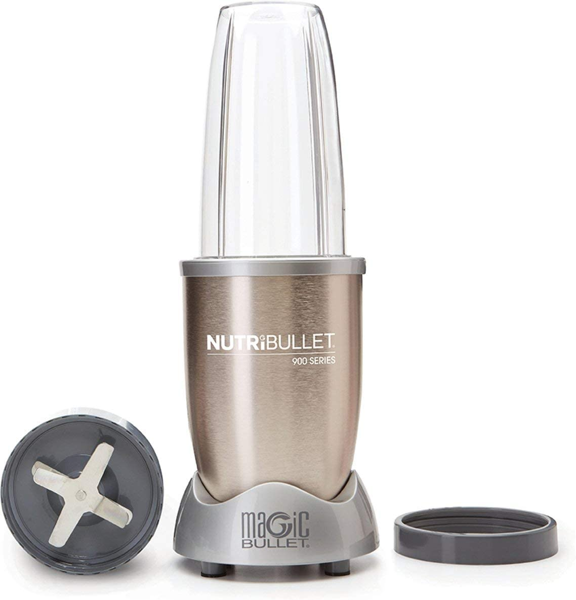 NutriBullet Pro 900W Extractor 5 Pieces: Amazon.de: Küche & Haushalt