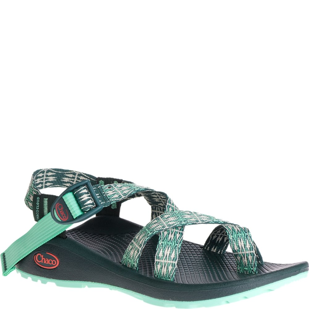 Chaco Women's Zcloud 2 Sport Sandal B071GMJ1ZS 7 B(M) US|Jab Pine