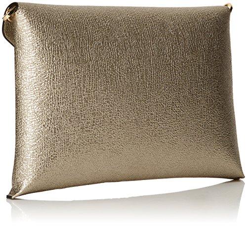 Dune Enria Gold Womens gold Clutch qxfXP6aw
