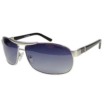 POLARLENS PW13/diseño de gafas de sol negro gafas de sol efecto Espejo pulido // Marco de lentes polarizadas/microfiberbag Set de limpieza para espadas: ...
