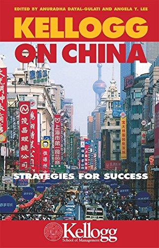 Download Kellogg on China: Strategies for Success Text fb2 book