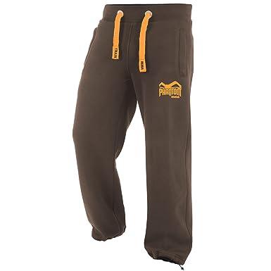 Phantom MMA Pantalon De Jogging Team - Brun, X-Large - Pantalón de ...
