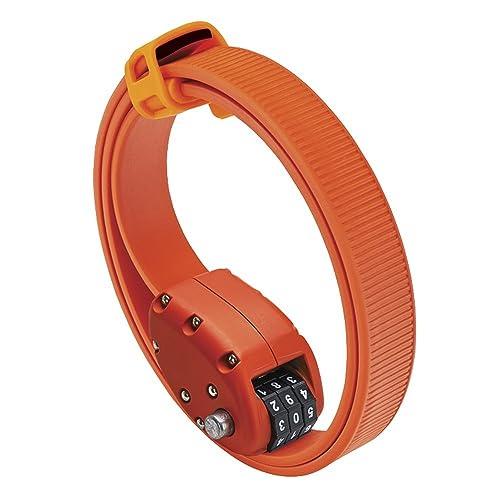 OTTOLOCK Steel & Kevlar Combination Bike Lock