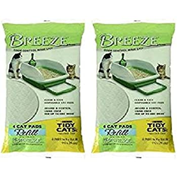 Amazon Com Tidy Cats Breeze Cat Litter Pellets 3 5 Lbs