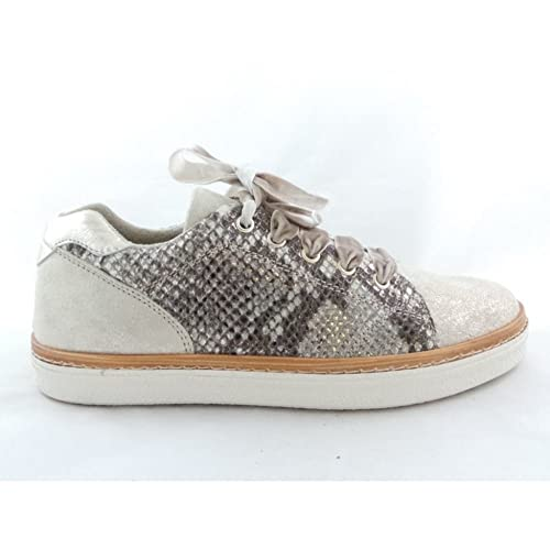 size 40 1c2df 4e7ef MARCO TOZZI 2/23731/39 Leslie Gold and Snake Print Casual ...