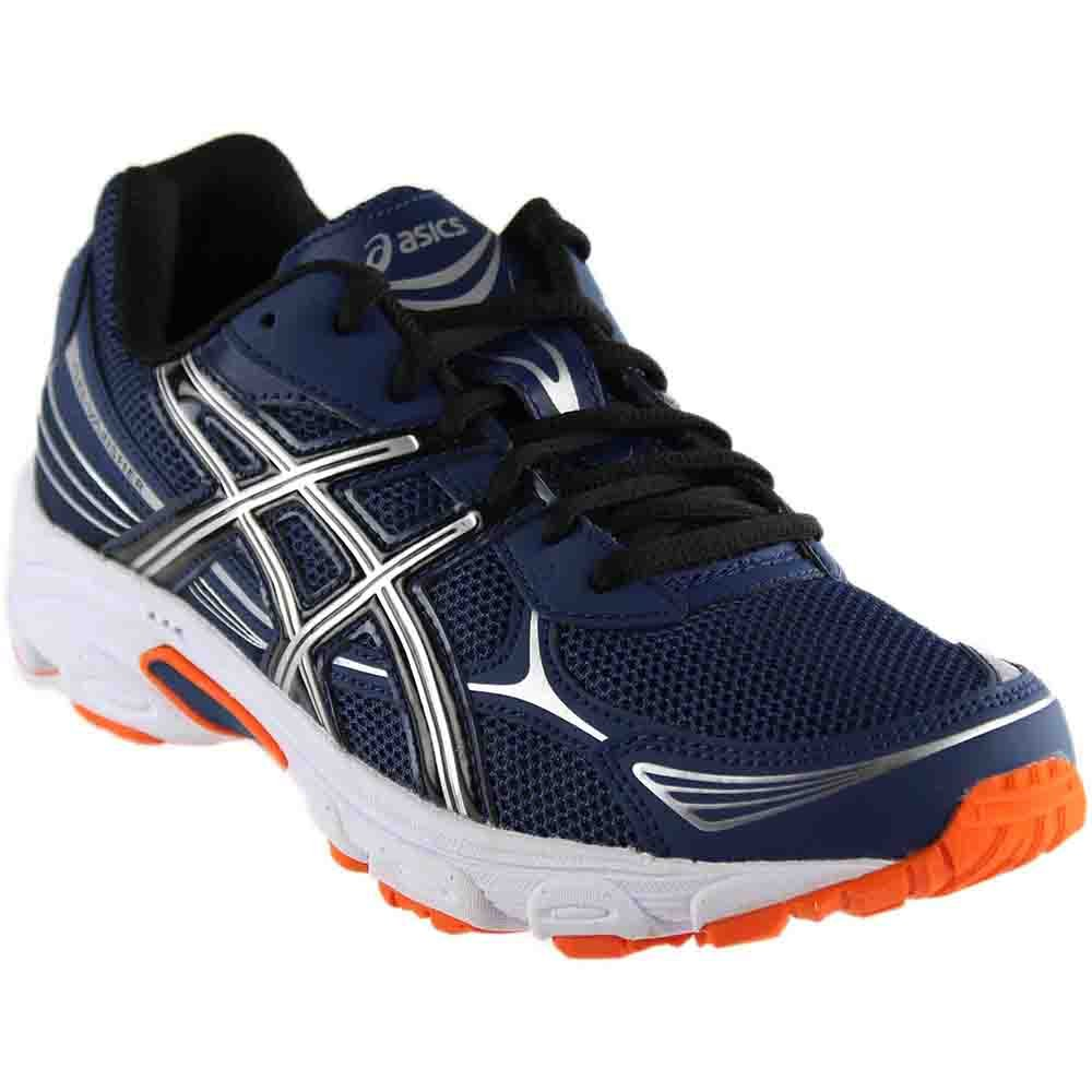 ASICS Mens Gel Vanisher Running Shoes B0716Z7M4G 8 D(M) US|Insignia Blue/Black/Silver