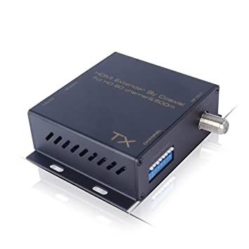 WenL HDMI A RF/COAX Modulador DVB-T Inpurt HDMI Y Salida/COAX