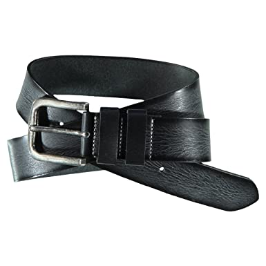 f3f3569bbc714 engbers - Ceinture - Homme Gris Anthracite 105: engbers: Amazon.fr ...