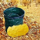 GardenHOME Garden and Yard Leaf Scoops/Hand Rakes