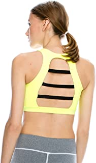 product image for Kurve Elastic Back Sports Bra -Made in USA-