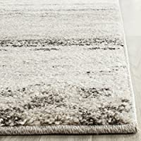 Safavieh Retro Collection RET2136-1180 Modern Abstract Cream and Grey Runner (23 x 7)