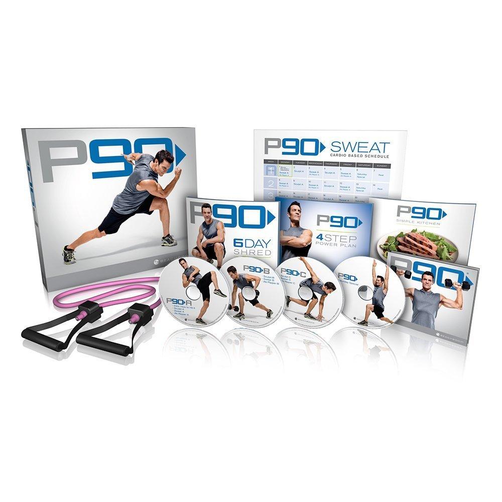 Tony Horton P90 DVD-Training (in Englischer sprache): Amazon.de ...