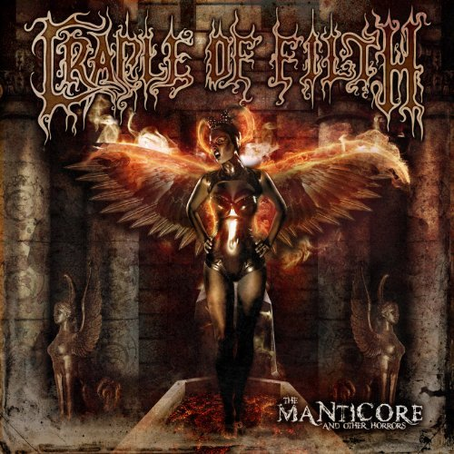 (The Manticore And Other Horrors (Standard Edition) By Cradle Of Filth (2013-01-01))
