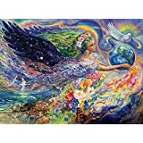 Buffalo Games - Josephine Wall -  Earth Angel - 1000 Piece Jigsaw Puzzle