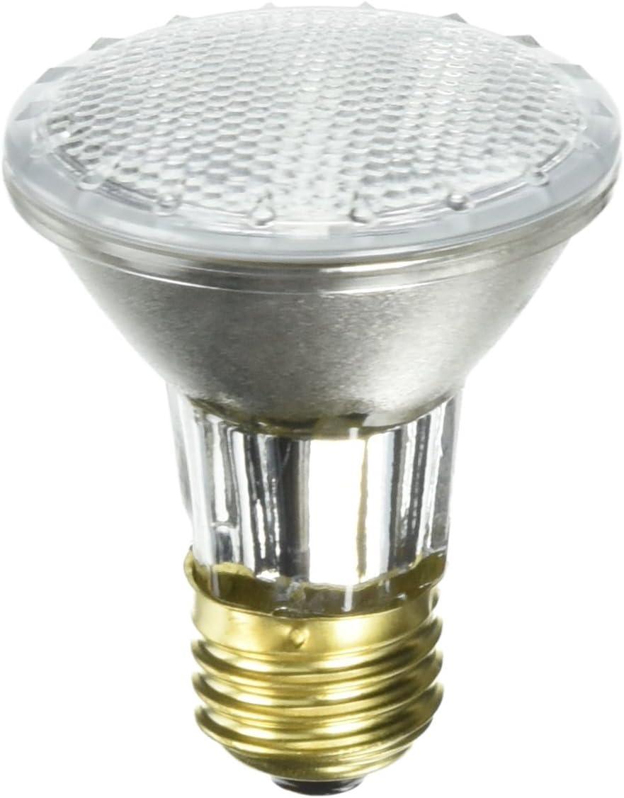 Westinghouse Lighting 3684900, 38 Watt 500 Lumen PAR20, 30° Beam 1000 Hour 120 Volt Halogen Light Bulb,Clear