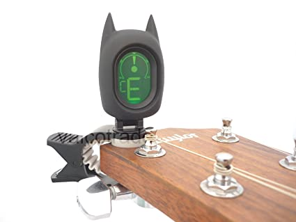 Swift - Afinador de clip para guitarras infantiles (para afinar desde el m?stil