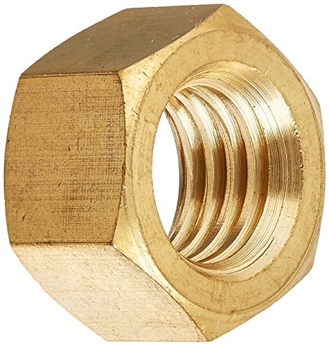Pentair 356776 5/8-Inch Brass Nut Replacement EQ-Series Commercial Plastic Pump ()