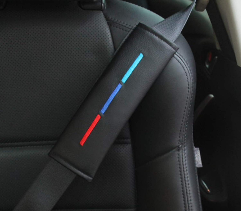 2 Stück Autositzgurtpolster Für M Power Performance Carbon Auto Sicherheitsgurt Abdeckung Schulterpolster Für Zusätzlichen Komfort Auf Der Straße Auto Styling Zubehör Auto
