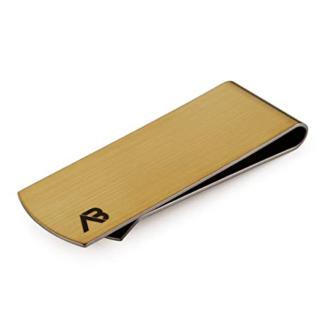 alaska bear classic cash money clip credit card holder - Money Clip Credit Card Holder