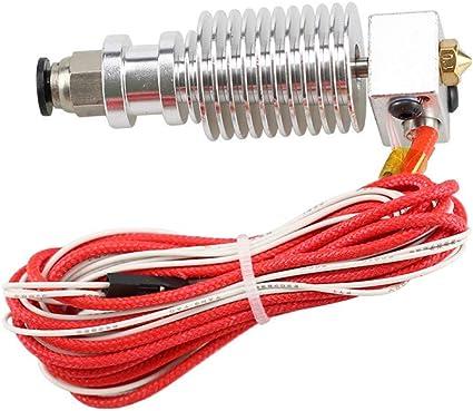 Vtops - Extractor para Impresora 3D Bowden (1,75 mm, 12 V, E3D V6 ...