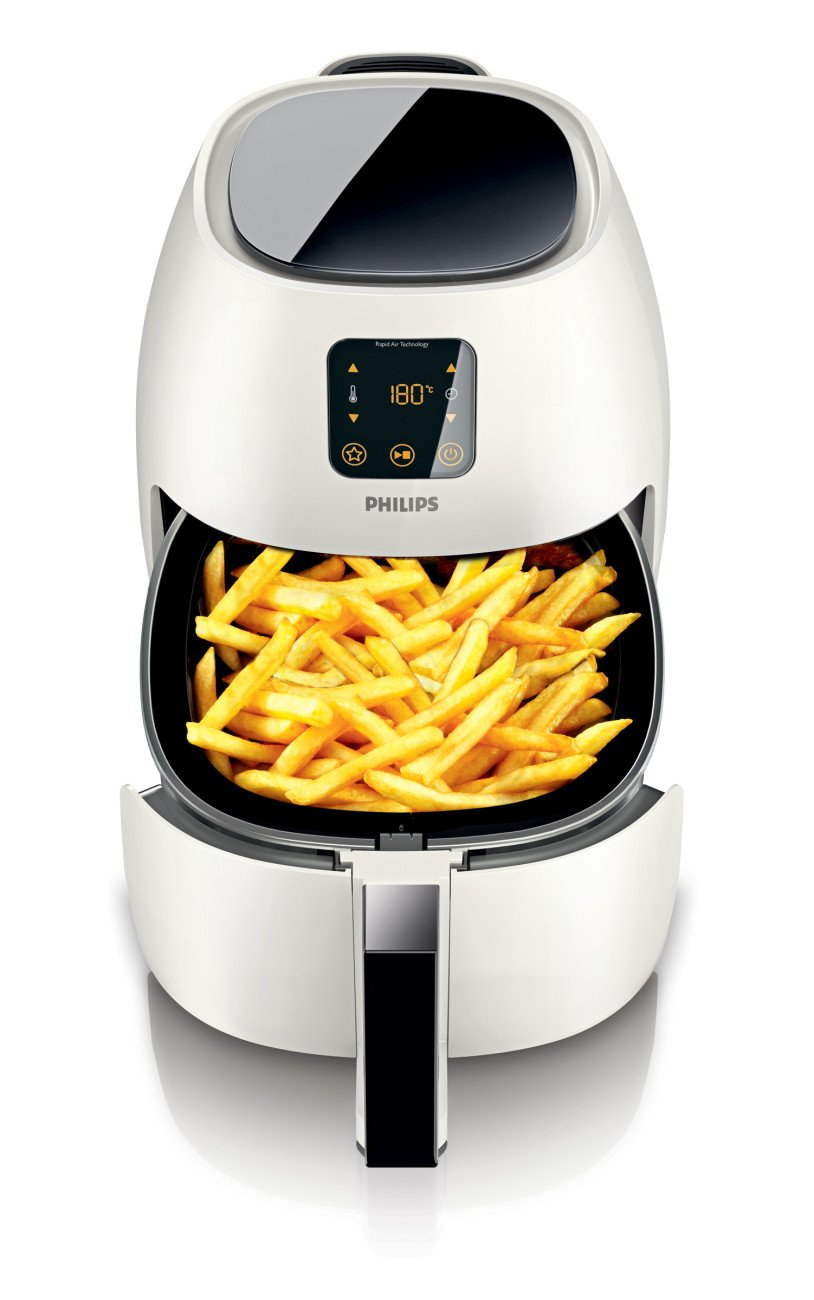 Philips XL Airfryer, The Original Airfryer, Fry Healthy with 75% Less Fat, White, HD9240/34 by Philips (Image #3)