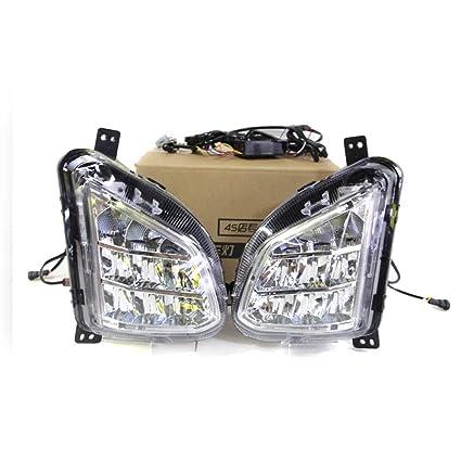 Amazon com: Dreamseek LED DRL for Chevrolet Chevy Equinox