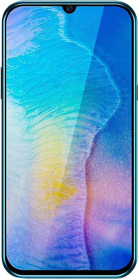 HSKB P80 Pro Smartphone sin Contrato, Quad Core 6,3 Pulgadas, Face Unlock 2200 mAh, 200