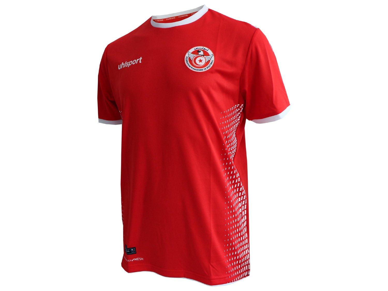 0cf2317c9 uhlsport 2018-2019 Tunisia Away Football Shirt, Sports & Outdoors - Amazon  Canada