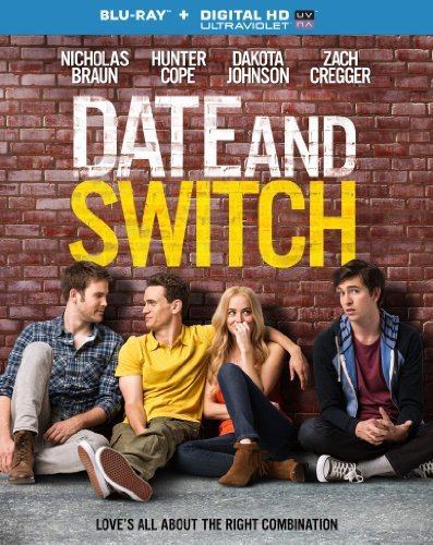 Date And Switch [Blu-ray + Digital -