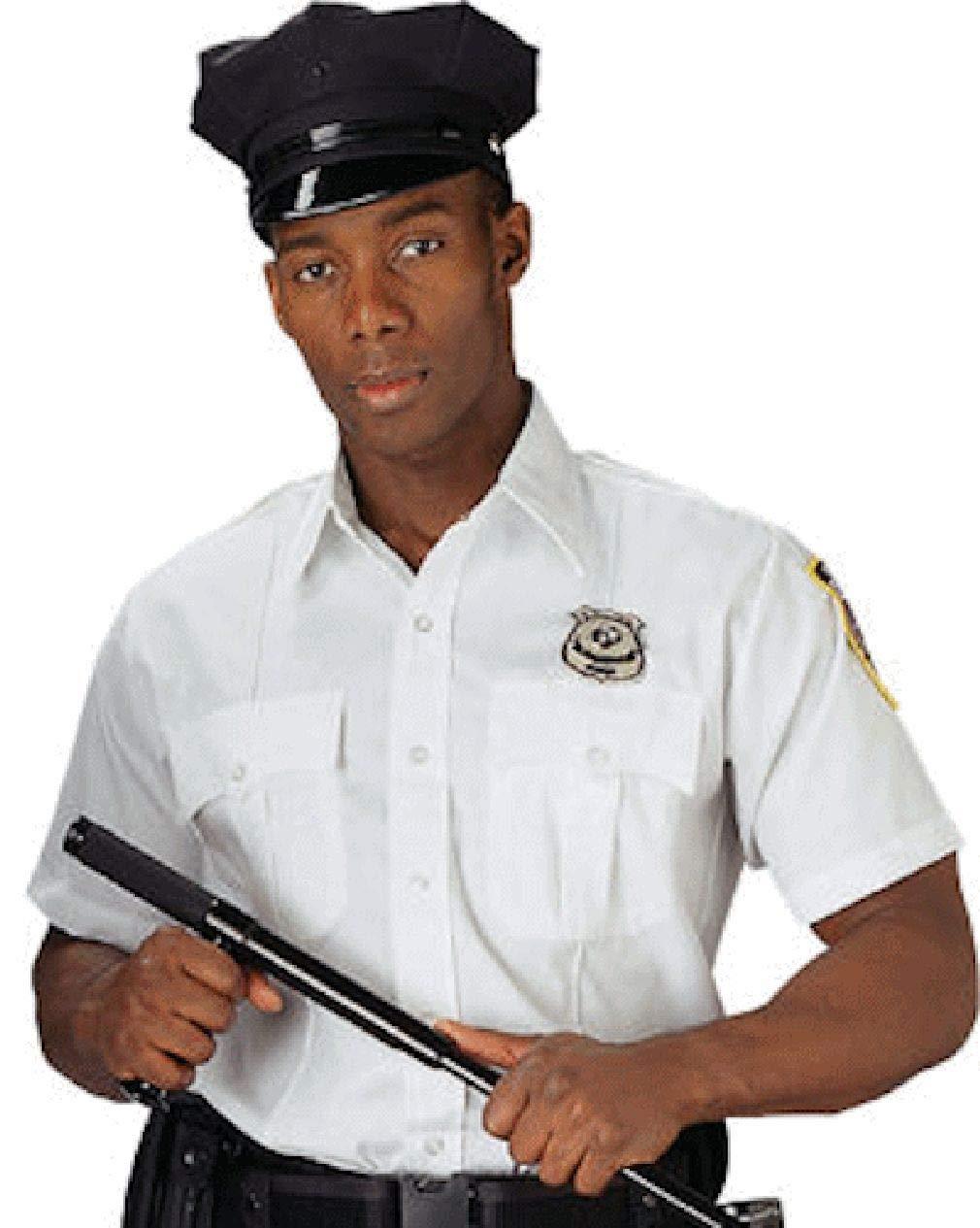 史上一番安い BlackC BlackC スポーツ 2X-Large 半袖 警察官 警備隊 ユニフォームシャツ B07GVG718V Color 警備隊 White Size 2X-Large, オゴオリチョウ:5266ac5a --- umniysvet.ru