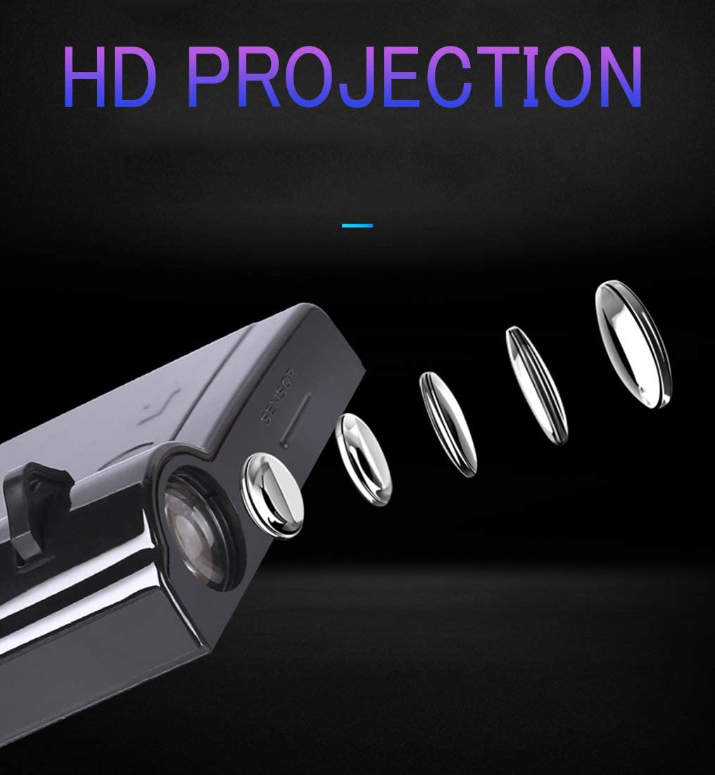 Jeep 2Pcs Car Door Welcome Light Universal Wireless Car Projection LED Projector Logo Light Suitable For Jeep//Ford//Honda
