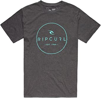 Rip Curl botella – Camiseta de manga corta para hombre: Amazon.es: Ropa y accesorios