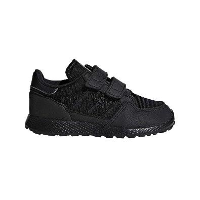 low priced 02b35 9f350 adidas Forest Grove CF i Sneaker Unisex Bimbo, Nero Core Black, 19 EU