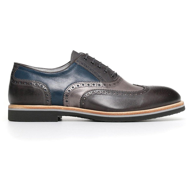 Nero Giardini Sneakers Basses Homme - Noir - Noir, 42 EU