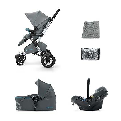 Concord - Coche de Paseo Trío Neo Mobility Set gris: Amazon ...