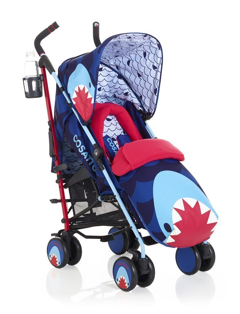 Cosatto Supa Stroller, Big Fish