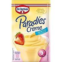 Dr. Oetker paraíso crema de vainilla sabor, 13er Pack (1 x 13 Bolsas
