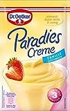 Dr. Oetker Paradiescreme Vanille-Geschmack, 13er Pack (1 x 13 Beutel)