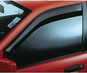ClimAir 3345 Dark Deflectores de Aire Negro Compatible con Ford Focus HB 5 Berlina 4 Puertas//Wagon 2004-2010