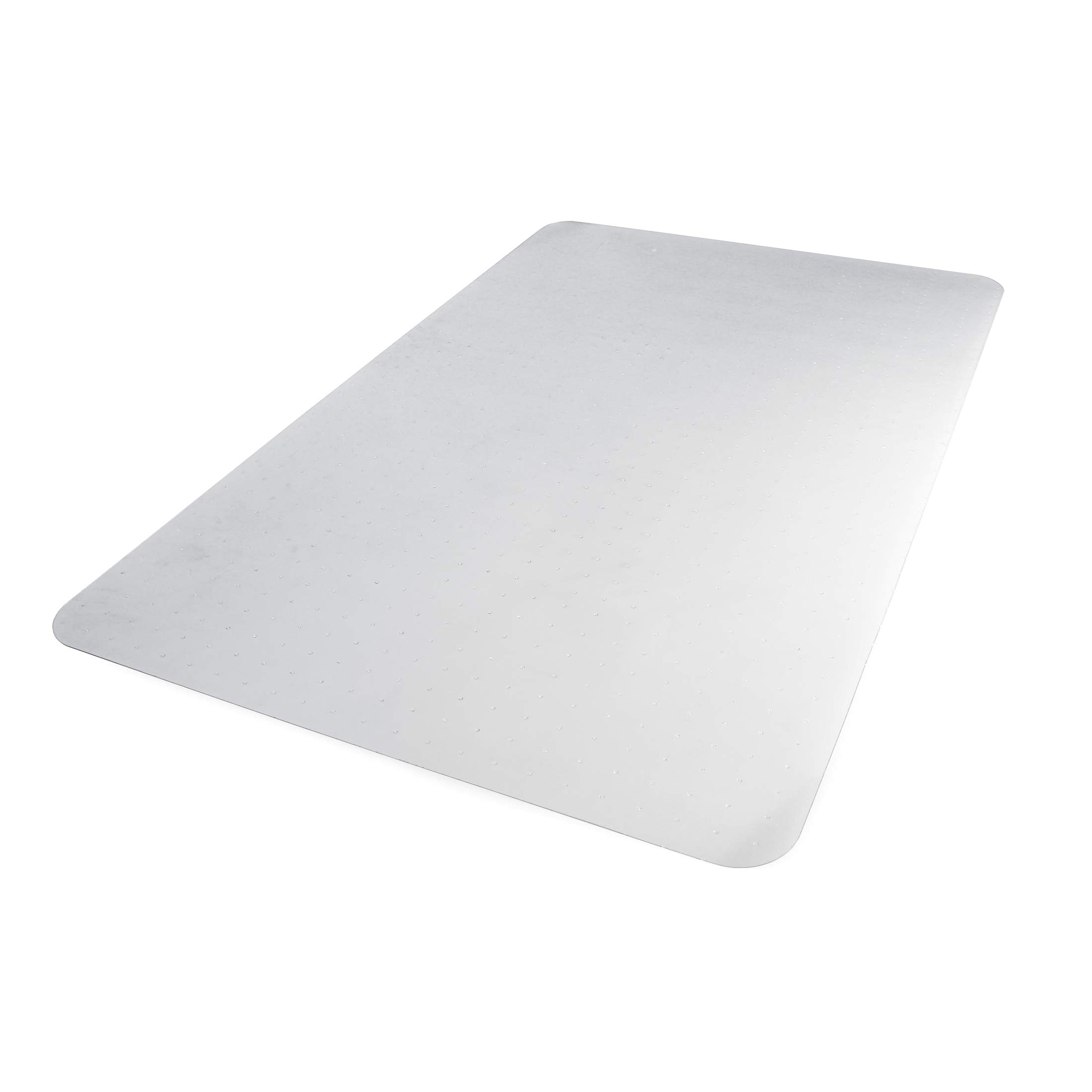 AmazonBasics Polycarbonate Office Carpet Chair Mat, for Thick Carpets, 35'' x 47''