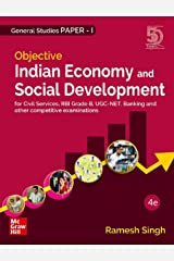 Objective Indian Economy and Social Development Paperback