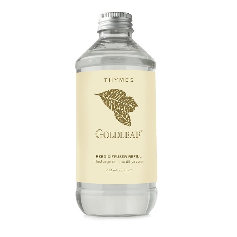 Thymes Oil – Goldleaf Gardenia Goldleaf Aromatic Diffuser Oil Refill Refill – 7.75 Oz B06XSR5SRH, イキツキチョウ:4af97ce8 --- cosp.top